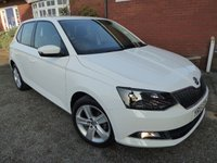 2015 SKODA FABIA 1.2 SE L TSI 5d 89 BHP Great Spec Car Excellent Service History £8375.00