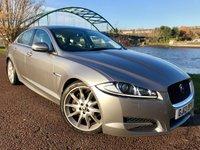 2013 JAGUAR XF 3.0 D V6 S PREMIUM LUXURY 4d 275 BHP £17990.00