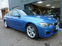 USED 2017 17 BMW 3 SERIES 2.0 320D XDRIVE M SPORT 4d AUTO 188 BHP