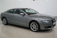2011 AUDI A5 2.0 TDI SE 2d 168 BHP £7150.00