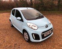 2012 CITROEN C1 1.0 VTR 5d 67 BHP £3750.00