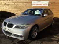 USED 2009 59 BMW 3 SERIES 2.0 318I M SPORT 4d 141 BHP DEPOSIT TAKEN