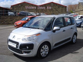 2010 CITROEN C3 PICASSO 1.6 PICASSO VTR PLUS HDI 5d 90 BHP £SOLD