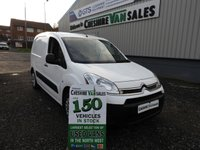 2013 CITROEN BERLINGO 1.6 625 LX L1 HDI 74 BHP NO VAT TO PAY ON THIS VAN  £4995.00