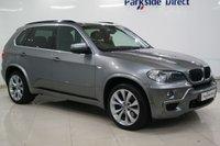 2009 BMW X5 3.0 D M SPORT 5d AUTO 232 BHP £11740.00