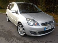 USED 2008 58 FORD FIESTA 1.2 ZETEC CLIMATE 16V 3d 78 BHP
