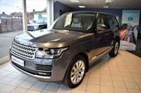 USED 2014 14 LAND ROVER RANGE ROVER 4.4 SDV8 VOGUE 5d AUTO 339 BHP ONE PRIVATE OWNER FROM NEW