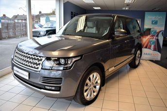 2014 LAND ROVER RANGE ROVER 4.4 SDV8 VOGUE 5d AUTO 339 BHP ONE PRIVATE OWNER FROM NEW £44990.00