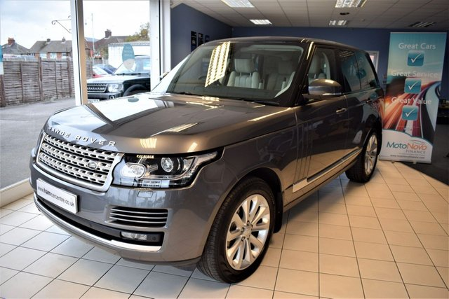 2014 14 LAND ROVER RANGE ROVER 4.4 SDV8 VOGUE 5d AUTO 339 BHP ONE PRIVATE OWNER FROM NEW