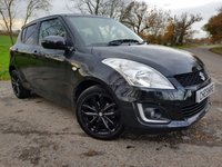 USED 2016 16 SUZUKI SWIFT 1.2 SZ-L 5d 94 BHP +SAT NAV+PRIVACY GLASS+ALLOYS
