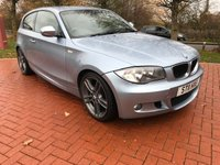 2011 BMW 1 SERIES 2.0 116I PERFORMANCE EDITION 3d 121 BHP £6490.00