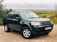 2010 LAND ROVER FREELANDER 2.2 TD4 GS 5d 150 BHP £7285.00