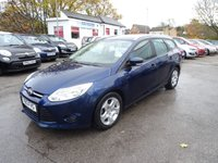 USED 2013 13 FORD FOCUS 1.6 EDGE TDCI 115 5d 114 BHP