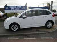 USED 2010 60 CITROEN C3 1.1 VT 5d 60 BHP 3 Stamps Of Service History .New MOT & Full Service Done on purchase + 2 Years FREE Mot & Service Included After . 3 Months Russell Ham Quality Warranty . All Car's Are HPI Clear . Finance Arranged - Credit Card's Accepted . for more cars www.russellham.co.uk  Owners Book Pack.
