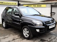 USED 2007 57 KIA SPORTAGE 2.0 XS CRDI 5d 139 BHP * FREE DELIVERY AND WARRANTY *