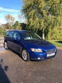 USED 2005 05 VOLVO V50 2.0 D SE 5d 135 BHP DEALER PX TO CLEAR LONG MOT**- GOOD EXAMPLE. A/C, LEATHER ETC.
