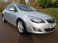 USED 2012 12 VAUXHALL ASTRA 2.0 SRI CDTI S/S 5d 163 BHP **£30 ROAD FUND**SUPERB DRIVE**GREAT CONDITION**