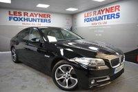 2014 BMW 5 SERIES 2.0 520D SE 4d AUTO 188 BHP £12499.00