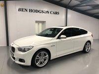 USED 2012 62 BMW 5 SERIES 2.0 520D M SPORT GRAN TURISMO GT 5d AUTO 181 BHP