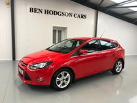 USED 2011 61 FORD FOCUS 1.6 ZETEC TDCI 5d 113 BHP Only 46,000 Miles, FSH