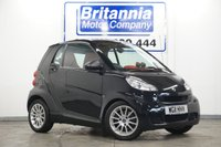 2011 SMART FORTWO 1.0 PASSION MHD AUTOMATIC 71 BHP £3490.00