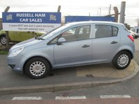 USED 2008 58 VAUXHALL CORSA 1.2 LIFE 16V 5d 80 BHP New MOT & Full Service Done on purchase + 2 Years FREE Mot & Service Included After . 3 Months Russell Ham Quality Warranty . All Car's Are HPI Clear . Finance Arranged - Credit Card's Accepted . for more cars www.russellham.co.uk  Spare Key - Owners Book Pack.