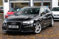 2014 AUDI A6 AVANT 2.0 TDI 190PS ULTRA S LINE 5d ESTATE AUTO 188 BHP £14790.00