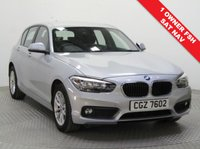 USED 2016 16 BMW 1 SERIES 1.5 116D SE 5d 114 BHP SAT NAV Just 1 previous owner and with Full BMW Service History, this is a stunning BMW 1 Series in metallic Glacier Silver first registered on the 8th July 2016. The car comes with SAT NAV, Bluetooth, Air Conditioning, Leather Multi Functional Steering Wheel, Auto Headlights, ECO PRO and Sports Mode, Start Stop, USB/AUX, Alloys, £0 Road Fund Licence, the balance of BMW Warranty until July 2019 and 2 Keys. Euro 6 London Low Emission Zone Exempt.