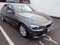 2013 BMW 3 SERIES 2.0 320D EFFICIENTDYNAMICS BUSINESS 4d 161 BHP £10975.00