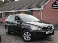 2010 VOLVO XC60 2.4 D5 SE AWD (LEATHER) 5dr AUTOMATIC £9990.00