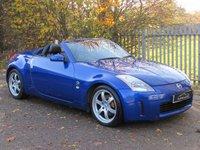 2005 NISSAN 350 Z 3.5 V6 GT PACK ROADSTER 2d 276 BHP £6995.00