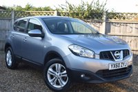 USED 2010 60 NISSAN QASHQAI 2.0 ACENTA 5d 140 BHP Free 12  month warranty