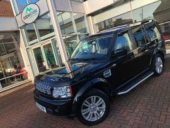 2012 LAND ROVER DISCOVERY 4 3.0 4 SDV6 XS 5d AUTO 255 BHP £SOLD