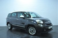 2014 FIAT 500L MPW 1.6 MULTIJET LOUNGE 5d 105 BHP £7595.00