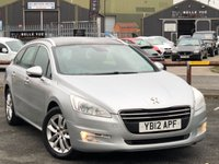 USED 2012 12 PEUGEOT 508 2.0 HDI SW ACTIVE 5d 140 BHP *EX COMPANY CAR, DRIVES GREAT*