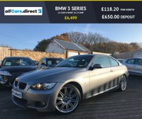 USED 2009 09 BMW 3 SERIES 2.0 320D M SPORT 2d 175 BHP