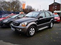 2007 KIA SORENTO 2.5 XE 5d 168 BHP £3300.00