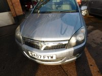 USED 2007 07 VAUXHALL ASTRA 1.4 SXI 3d 90 BHP