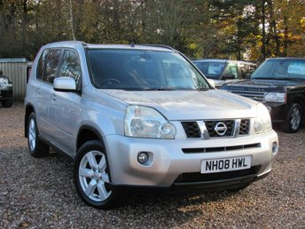 2008 NISSAN X-TRAIL 2.0 SPORT EXPEDITION DCI 5d AUTO 148 BHP £4490.00
