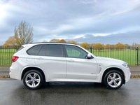 2014 BMW X5 3.0 XDRIVE30D M SPORT 5d AUTO 255 BHP £23995.00