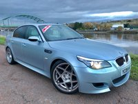 USED 2008 08 BMW M5 5.0 M5 4d 501 BHP **OVER £10000 WORTH OF EXTRAS**