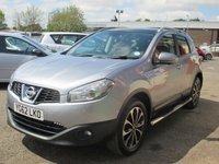 USED 2012 62 NISSAN QASHQAI 1.5 N-TEC PLUS DCI 5d 110 BHP FULL SERVICE HISTORY ( SEE IMAGES )