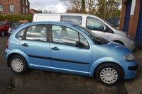 2003 CITROEN C3 1.4 DESIRE 5d 73 BHP £1200.00