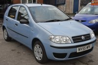 USED 2006 55 FIAT PUNTO 1.2 8V ACTIVE 5d 59 BHP
