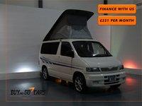1997 MAZDA BONGO 2.5 SGL5 CAMPERVAN 1d AUTO £7820.00