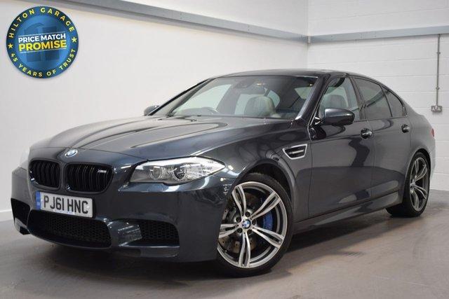 USED 2012 61 BMW M5 4.4 M5 4d 553 BHP
