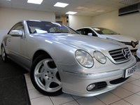 USED 2004 54 MERCEDES-BENZ CL 5.5 CL 600 2d AUTO 500 BHP