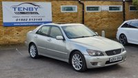 2005 LEXUS IS 2.0 200 SE 4d 153 BHP £1484.00