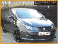 2011 SEAT IBIZA 1.4 CUPRA TSI DSG 3d 177 BHP £6990.00