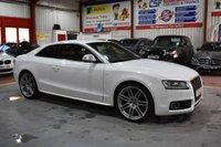 USED 2009 S AUDI A5 4.2 S5 V8 QUATTRO 2d 354 BHP